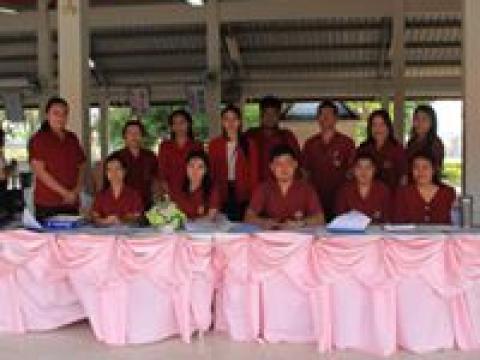 การประชุมผู้บริหาร ครู และบุคลากรทางการศึกษา 2/2562