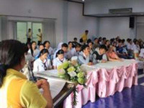 มอบตัวและรายงานตัวนักเรียน นักศึกษาใหม่ ประจำปีการศึกษา 2562