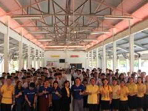 โครงการปฐมนิเทศ นักเรียน นักศึกษา ก่อนฝึกอาชีพในสถานประกอบการ62