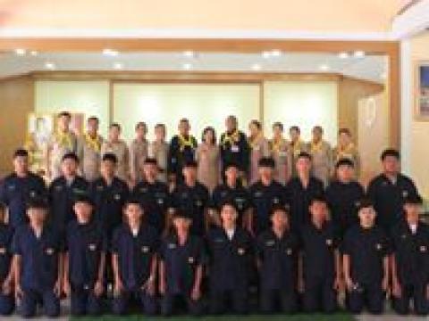 """พิธีเปิดการอบรมเรื่อง """"สถาบันพระมหากษัตริย์กับประเทศไทย"""" 904"""