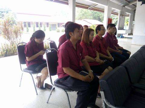 การสัมมนาหลังสิ้นสุดการฝึกประสบการณ์ในสถานประกอบการ 2/2560