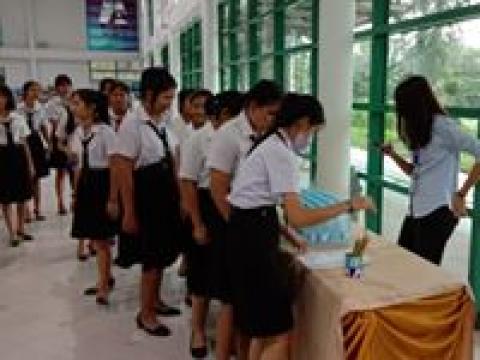 โครงการทัศนศึกษาแผนกวิชาคอมพิวเตอร์ธุรกิจ และแผนกวิชาการบัญชี ๖๒