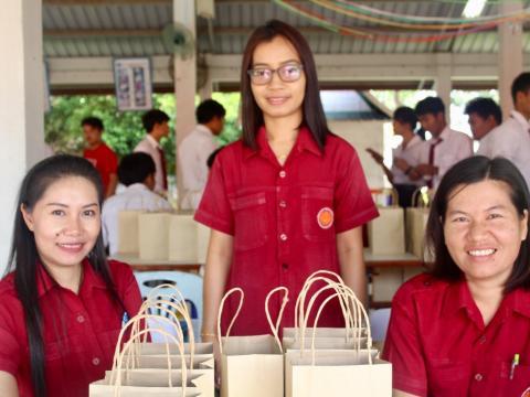 โครงการปฐมนิเทศ นักเรียน นักศึกษา ก่อนฝึกอาชีพในสถานประกอบการ
