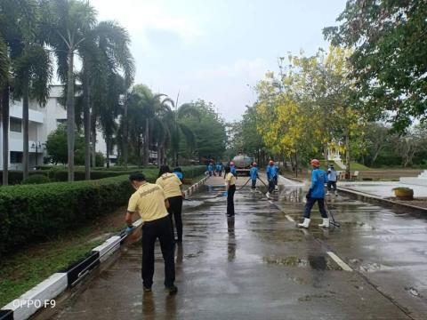 โครงการ 5 ส Big Cleaning Day