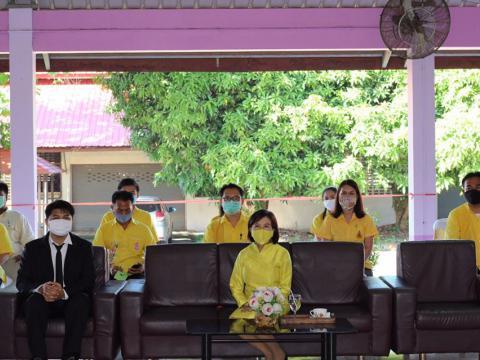โครงการอบรมคุณธรรม จริยธรรม และปฐมนิเทศนักเรียน นักศึกษาใหม่ ๖๓