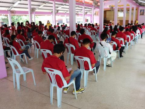 โครงการปฐมนิเทศนักเรียน นักศึกษาภาคสมทบทวิภาคี ๖๓