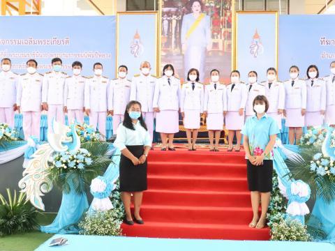 วันเฉลิมพระชนมพรรษา สมเด็จพระนางเจ้าสิริกิติ์ พระบรมราชินีนาถฯ