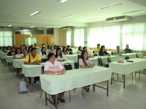 ศึกษาดูงานการจัดการเรียนการสอน