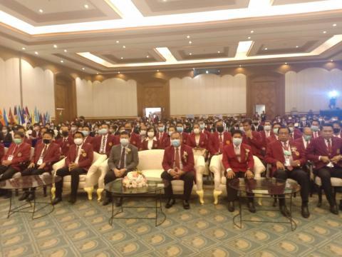 อาชีวศึกษาภาคตะวันออกและกรุงเทพมหานคร ประชุมวิชาการองค์การนักวิช