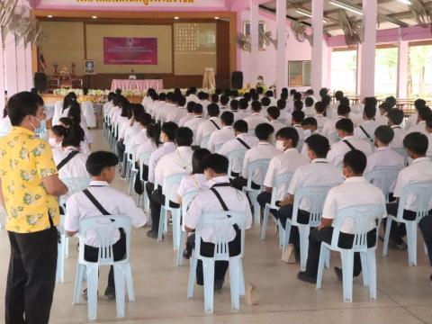 โครงการสัมมนา นักศึกษา หลังสิ้นสุดการฝึกอาชีพสถานประกอบการ