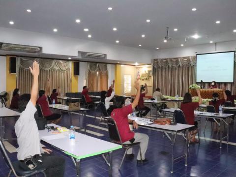 ประชุมคณะกรรมการบริหารสถานศึกษา ครั้งที่ ๑/๒๕๖๔