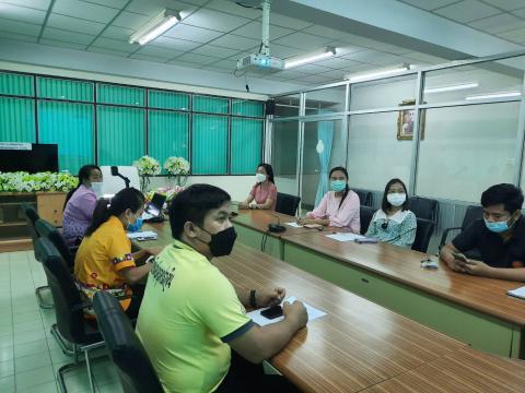 การประชุมคณะกรรมการดำเนินงานโครงการส่งเสริมการประกอบอาชีพอิสระ